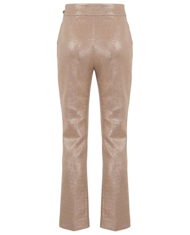 Sparkling flared trousers ERMANNO SCERVINO
