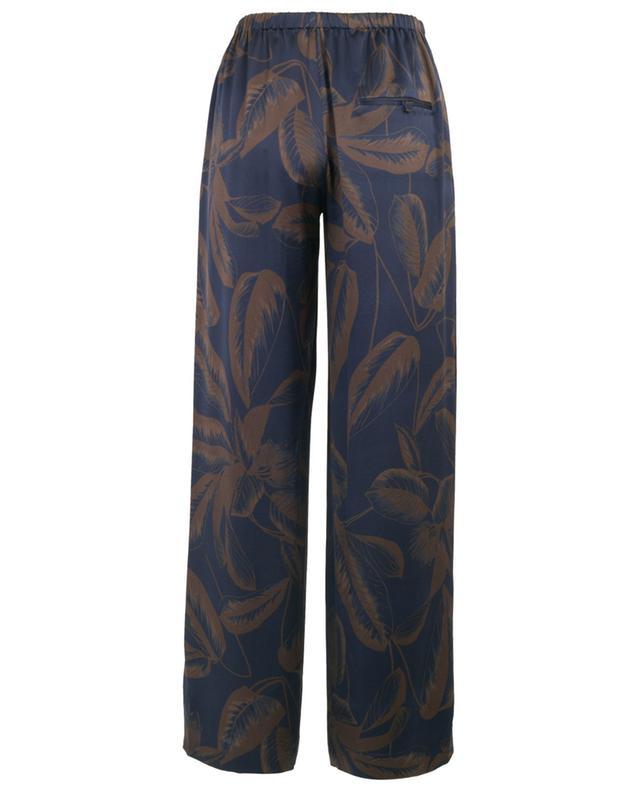 Pantalon large fleuri VINCE