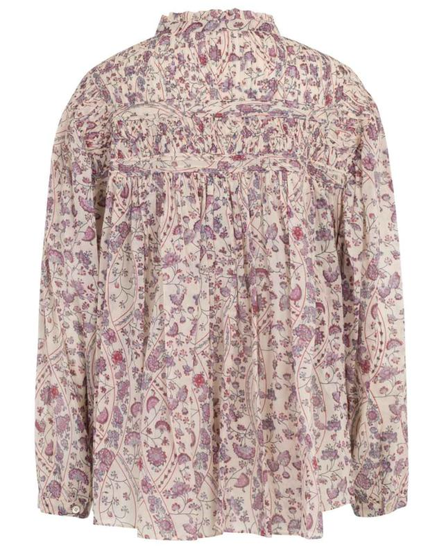 Weite Bluse mit Print Lalia ISABEL MARANT
