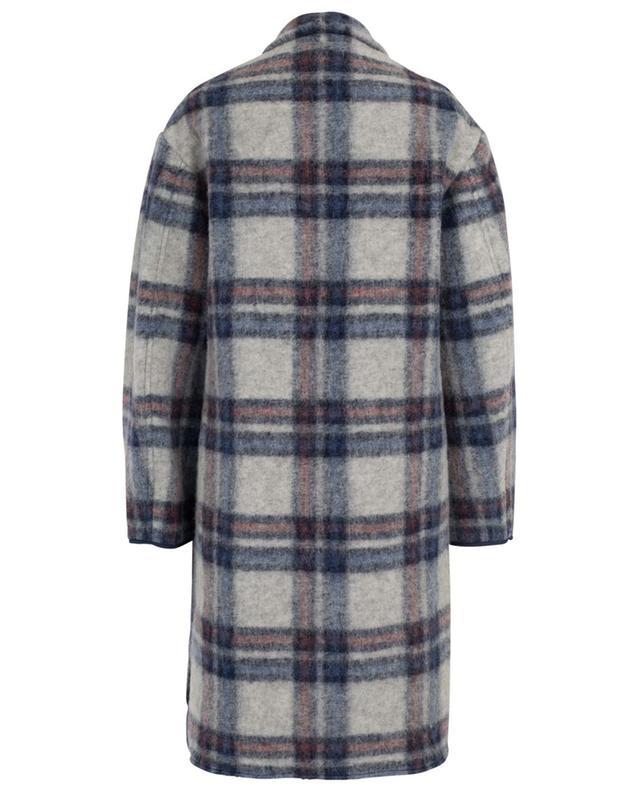 Gabriel wool blend coat ISABEL MARANT