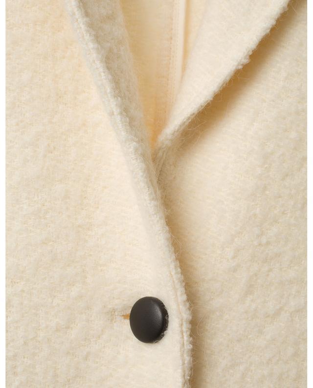 Dante single-breasted oversize coat ISABEL MARANT