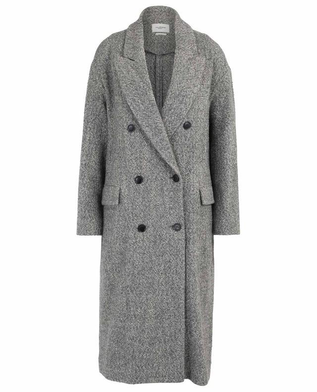 Habra oversized tweed coat ISABEL MARANT