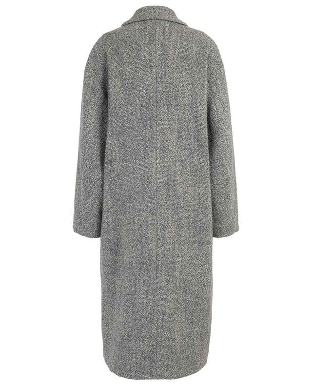 Manteau oversize en tweed Habra ISABEL MARANT