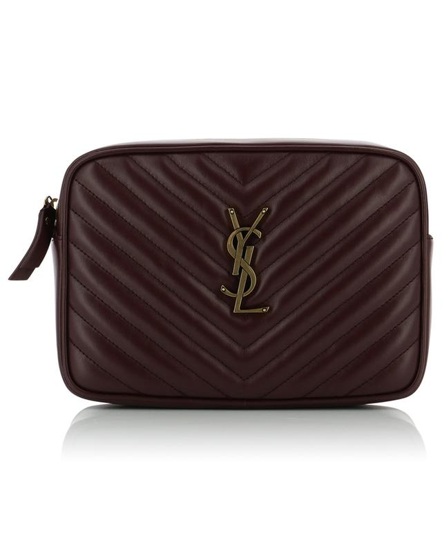 Gesteppte Tasche mit Monogramm Lou Camera SAINT LAURENT PARIS