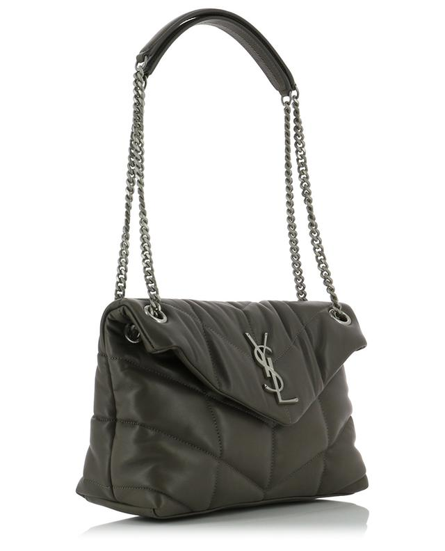 Loulou Puffer SMall quilted leather bag SAINT LAURENT PARIS