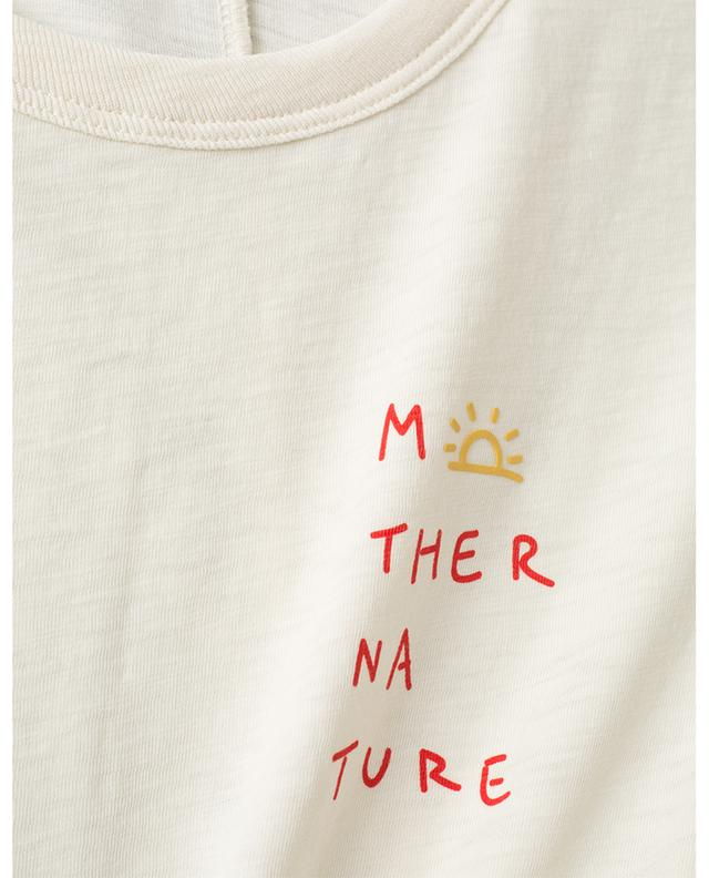 Mother Nature slogan T-shirt RAG&BONE JEANS
