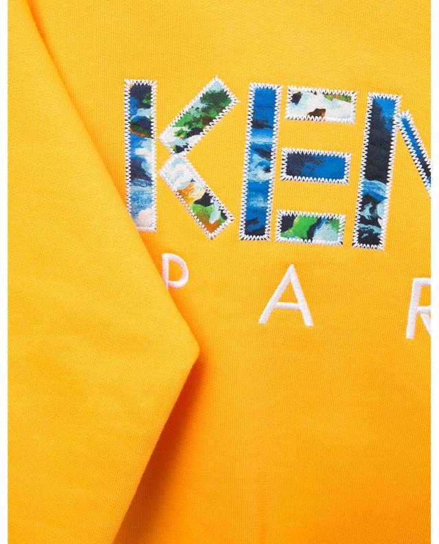 Sweatshirt aus Baumwolle Kenzo Landscape KENZO