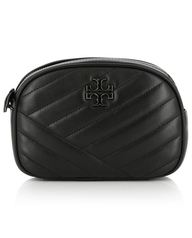 Kira Chevron Small quilted shoulder bag TORY BURCH