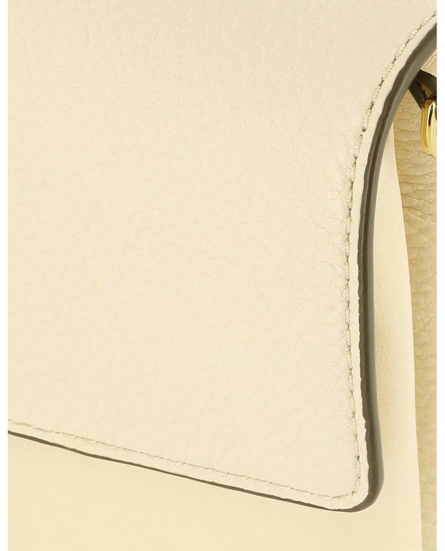 Kira leather clutch TORY BURCH