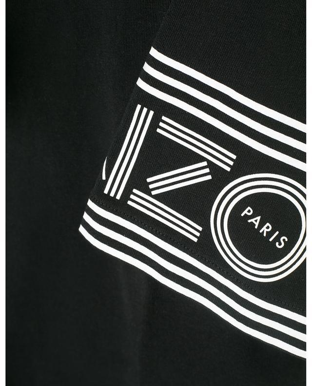 T-Shirt mit bedruckten kurzen Ärmeln Kenzo Sport KENZO