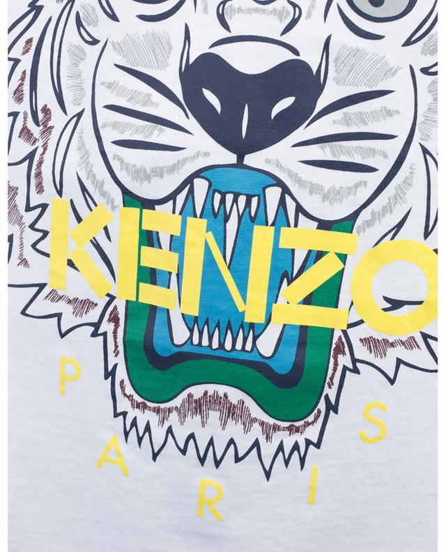 Classic Tiger printed T-shirt KENZO
