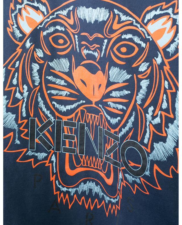 T-Shirt mit Print Classic Tiger KENZO