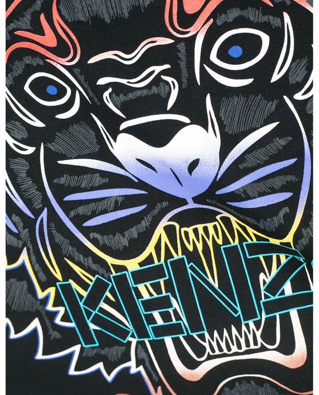 T-shirt imprimé dégradé Gradient Tiger KENZO
