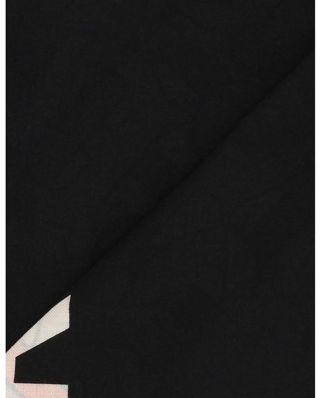 Foulard en cachemire imprimé monogramme BURBERRY