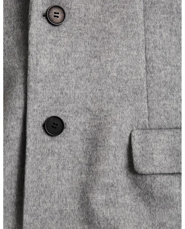 Manteau à boutonnière simple Armand Double Face Cashmere JOSEPH