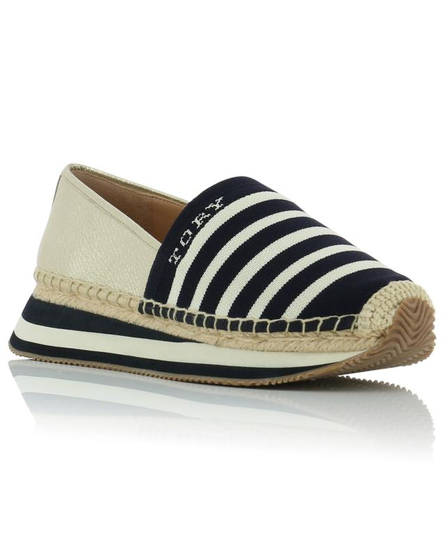 Daisy espadrille style slip-on sneakers TORY BURCH