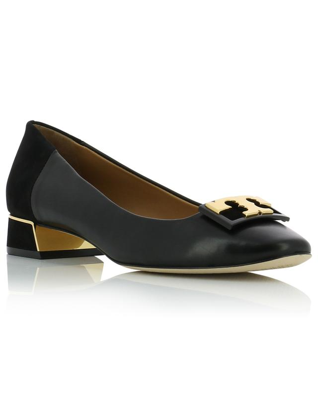 Gigi 20 ballet flats in leather and suede TORY BURCH