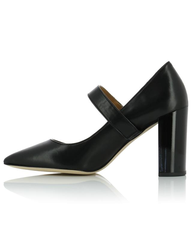 Kira 85 Mary Jane pumps in leather and patent leather TORY BURCH