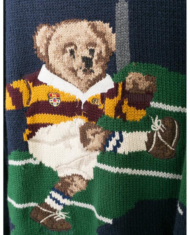 Pull jacquard Polo Bear Rugby POLO RALPH LAUREN