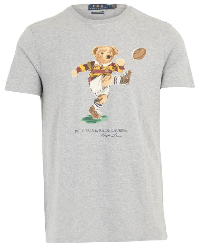 T-shirt slim imprimé Polo Bear Rugby POLO RALPH LAUREN