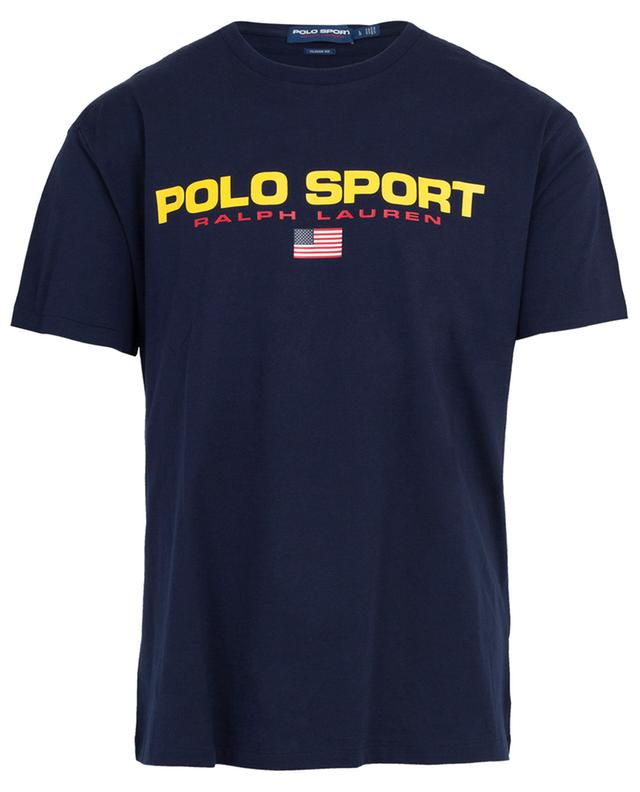 T-shirt en coton avec logo POLO RALPH LAUREN