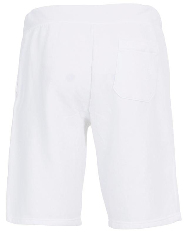 Logo adorned cotton blend Bermuda shorts POLO RALPH LAUREN
