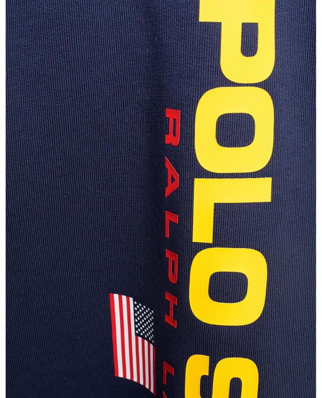 Bermudashorts aus Baumwollmix mit Logo POLO RALPH LAUREN