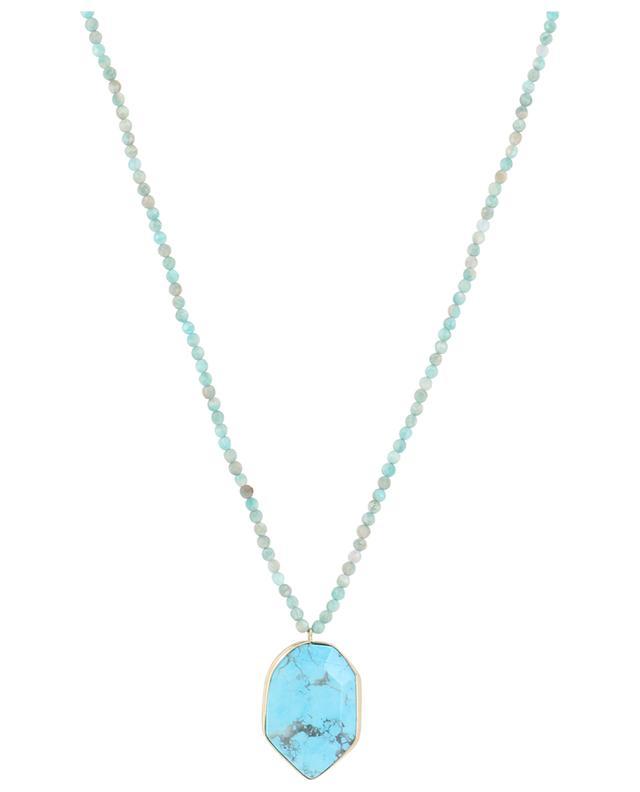 Beads necklace MOON C° PARIS