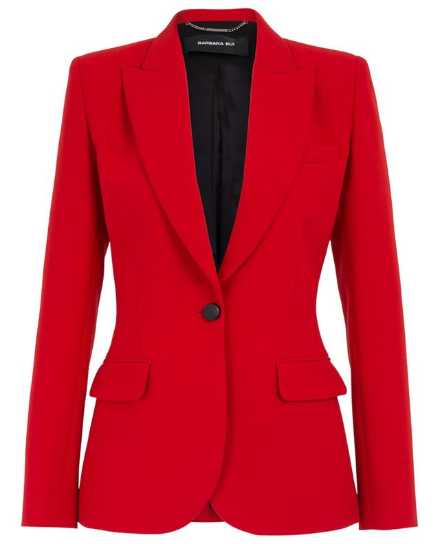Tailored crepe blazer BARBARA BUI