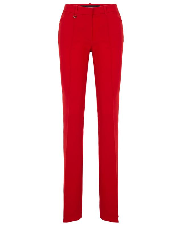 Crepe straight trousers BARBARA BUI
