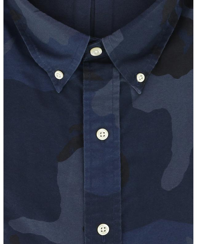M Classics Custom Fit thick camouflage print shirt POLO RALPH LAUREN