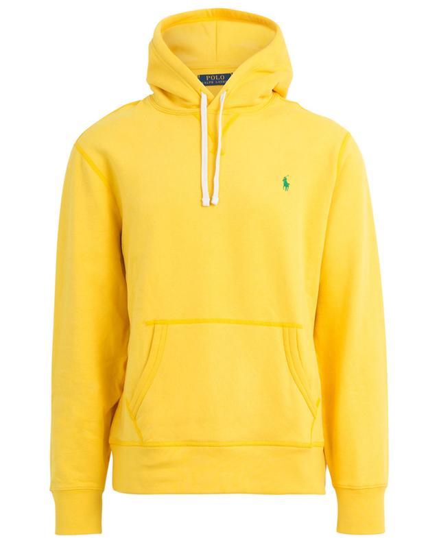 Sweat-shirt à capuche en coton mélangé LSL POLO RALPH LAUREN