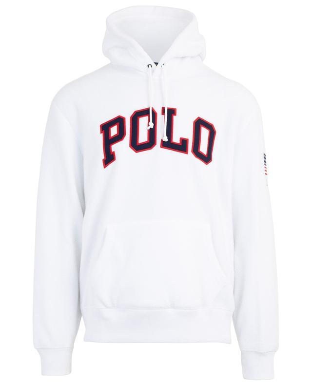 POLO RALPH LAUREN Sweat shirt à capuche en polaire avec