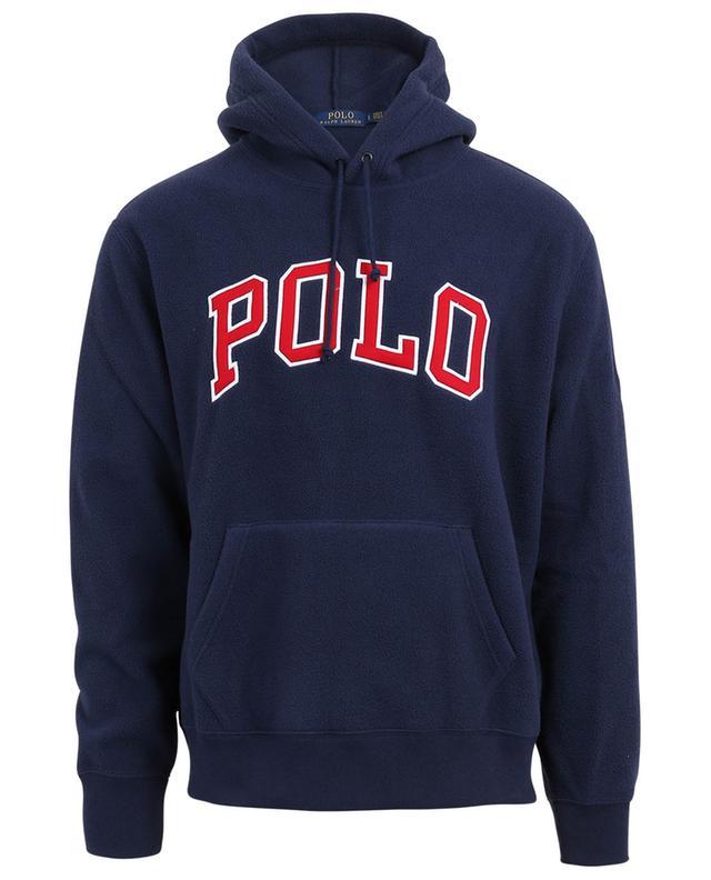 Sweat-shirt à capuche en polaire avec broderies POLO RALPH LAUREN