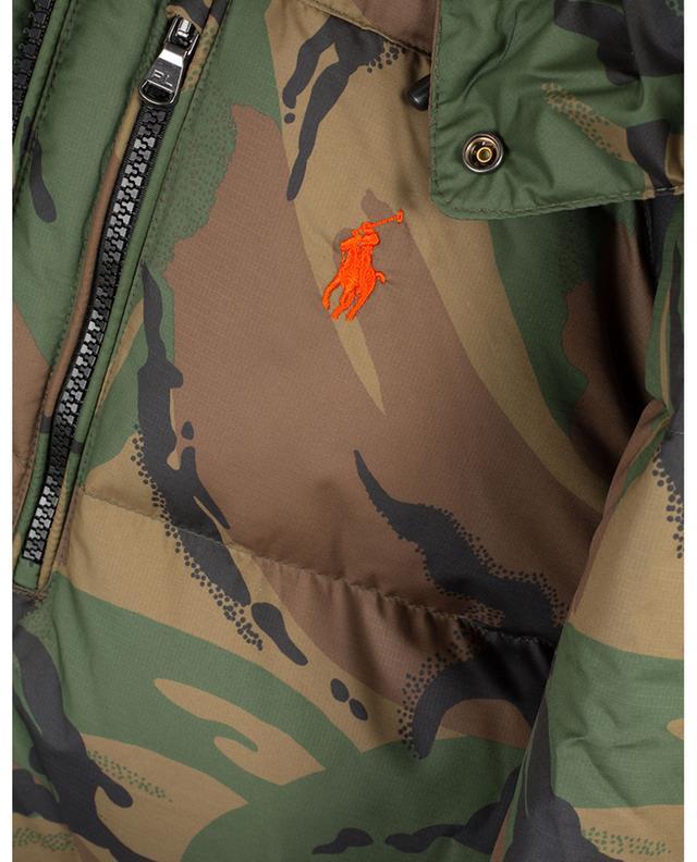 Daunenjacke mit Kapuze und Camouflage-Print El Cap POLO RALPH LAUREN