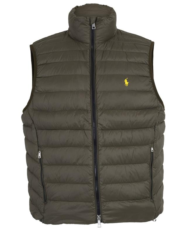 Quilted jacket with embroidered logo RALPH LAUREN