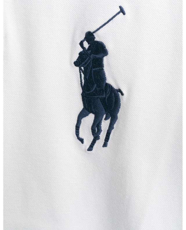 SSL patches embroidered piqué cotton polo shirt POLO RALPH LAUREN