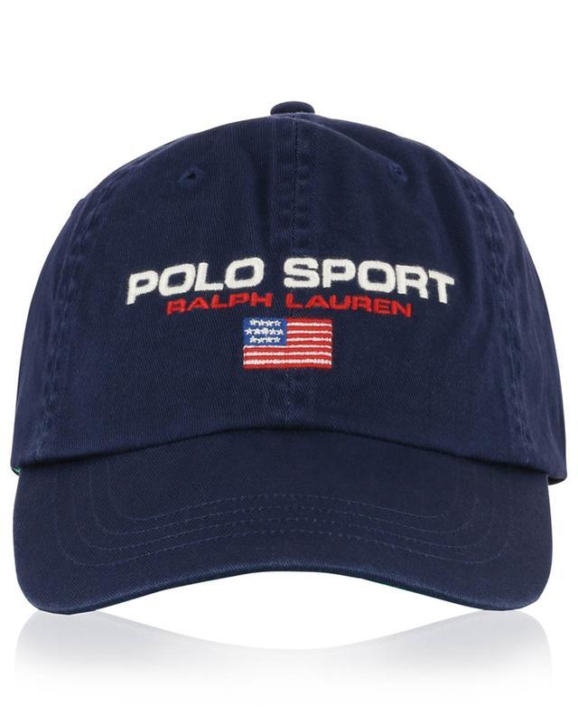 Polo Sport gabardine baseball cap POLO RALPH LAUREN