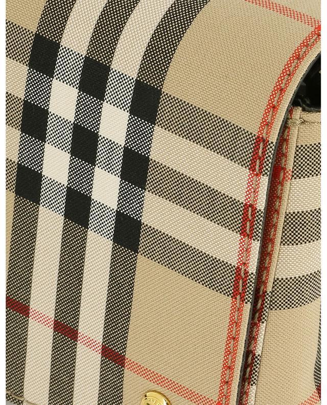 Hackberry Small Vintage Check shoulder wallet BURBERRY
