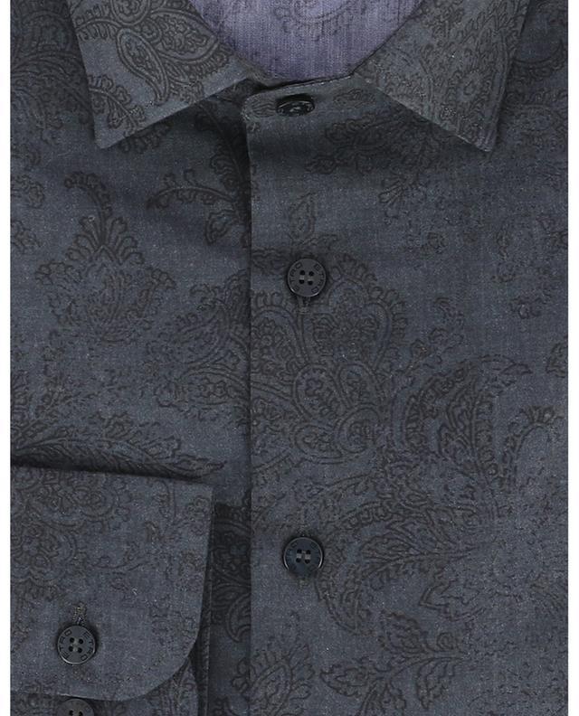 Chemise en coton imprimé Paisley ETRO