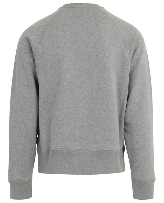 Sweat-shirt en coton avec logo MONCLER
