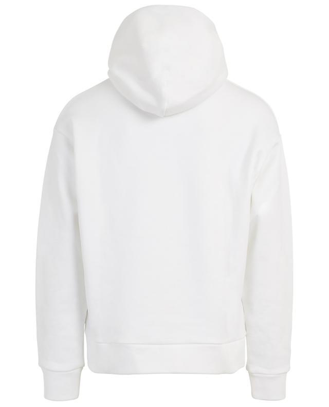 Sweat-shirt à capuche en coton mélangé MONCLER
