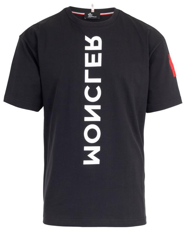 Print cotton T-shirt MONCLER