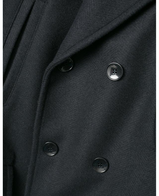 Edward wool and cashmere short coat OFFICINE GENERALE