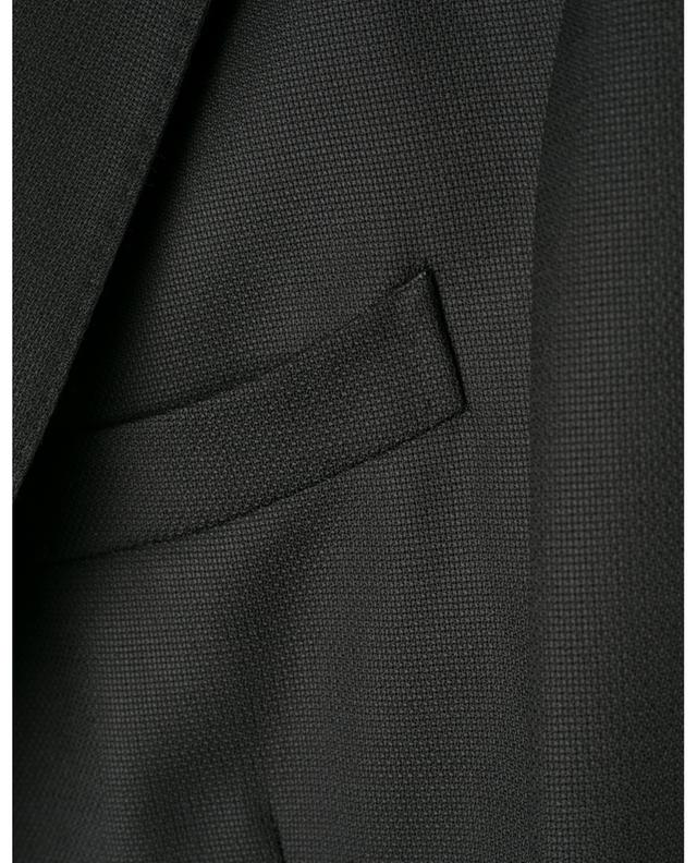 Blazer en laine texturée BOGLIOLI
