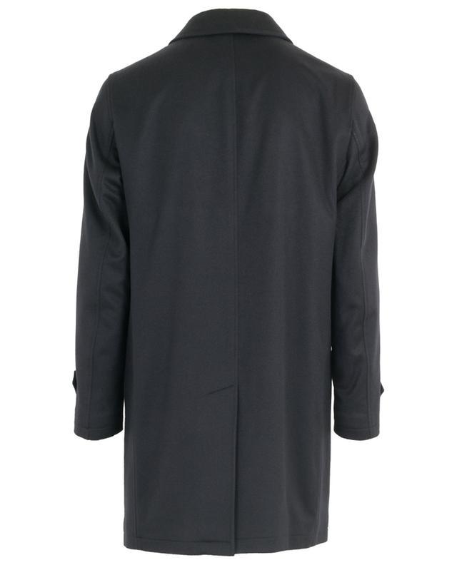 Manteau droit en cachemire MAURIZIO BALDASSARI