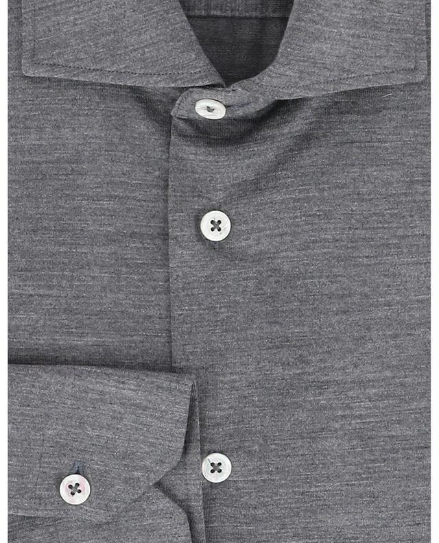 Suntory wool jersey shirt MAURIZIO BALDASSARI