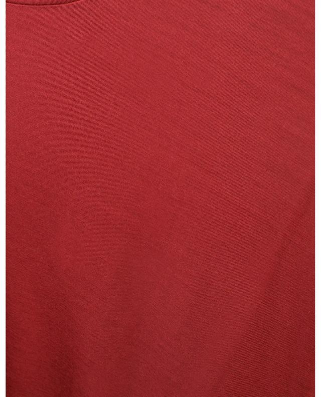 T-shirt col rond en laine vierge MAURIZIO BALDASSARI