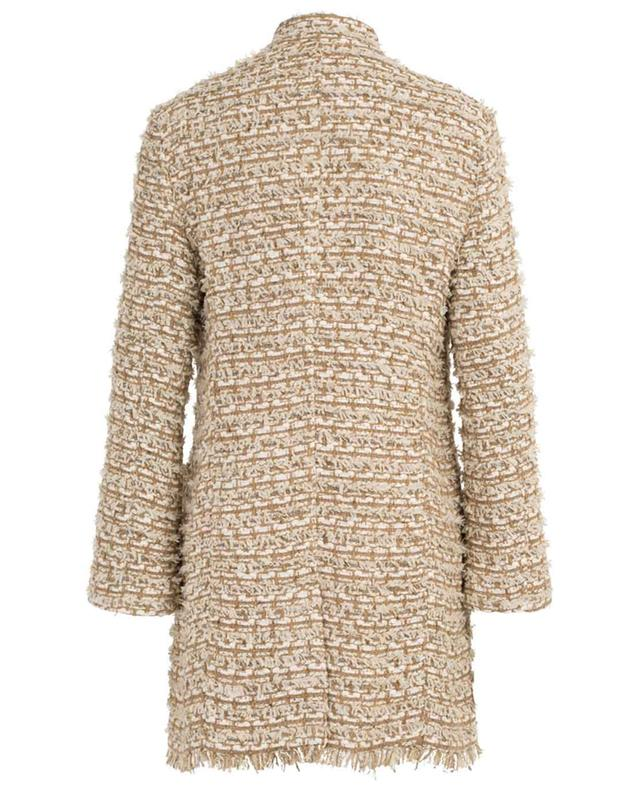 Alinia long A-line tweed blazer URSULA ONORATI