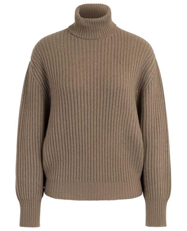 Ribbed cashmere blend jumper BRUNELLO CUCINELLI
